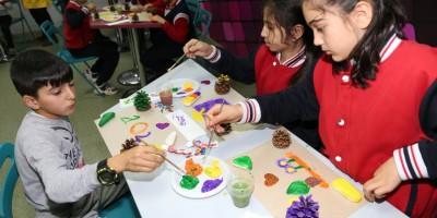 Çocuk Müzesi yılın ilk misafirlerini ağırladı