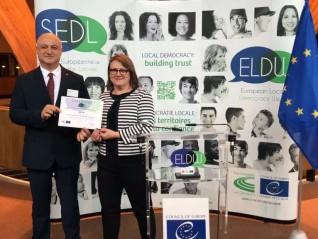 Avrupa Konseyi'nden İABB'ye ödül