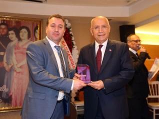 Başkan Yaşar Yozgatlılarla bir araya geldi