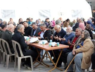 Yenimahalle Belediyesi acı gününde de vatandaşın yanında