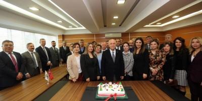 """Başkan Yaşar'dan bürokratlarına """"tasarruf"""" talimatı"""