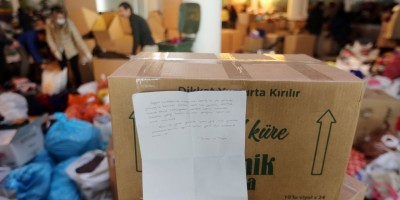 Yeninamahalle'den Elazığ'a mektup var